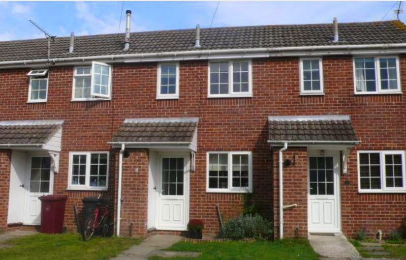 chichester buy-to-let property front