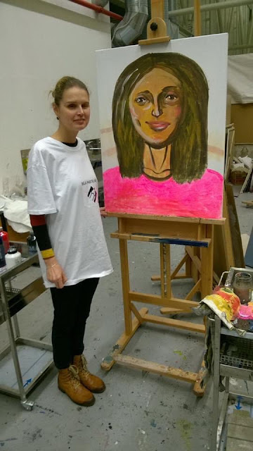Linda a její obraz