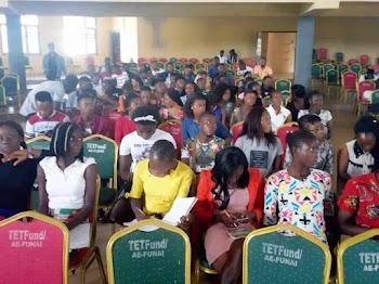 REUPDATED: List of churches and fellowships in AE FUNAI