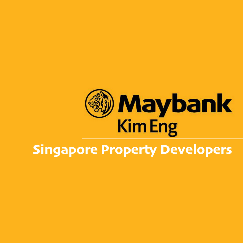 Singapore Property - Maybank Kim Eng 2016-10-04: Tightrope for Developers