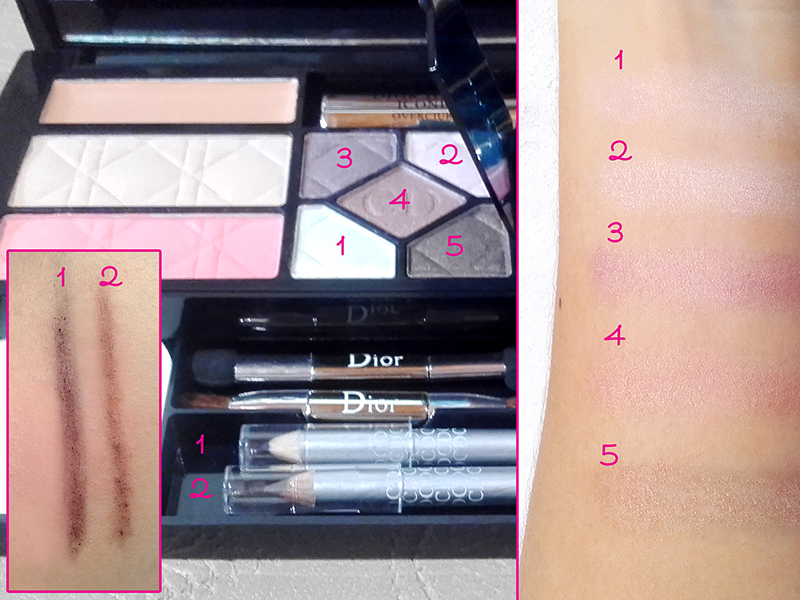 Resenha Paleta All In One Dior