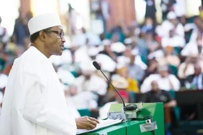 Buhari presents ₦6.08trn 2016 budget to NASS