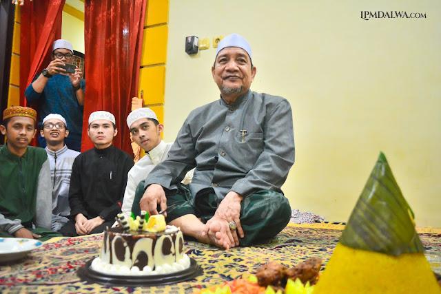 62 Tahun Ustadz Ismail Ayyub; Semangat 45 di Usia Senja | LPMDalwa | Dalwa