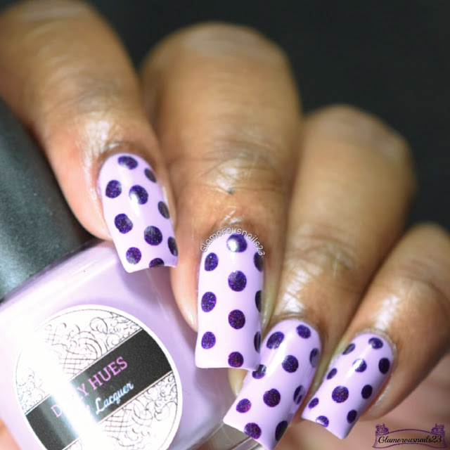 The Nail Challenge Collaborative Dots #2