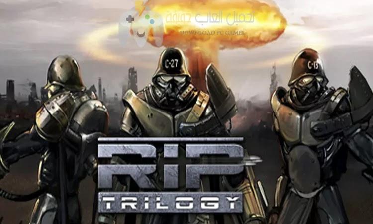 تحميل لعبة الرجل الالي Rip3 للكمبيوتر مجانا