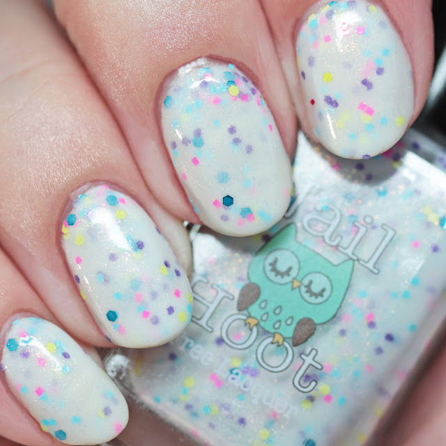 Nail Hoot Indie Lacquers Swizzle