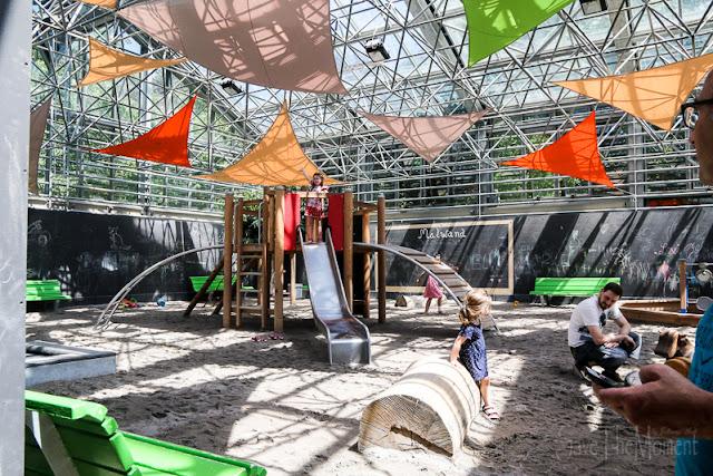 Indoorspielplatz Luisenpark Mannheim
