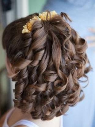 La Moda En Tu Cabello Elegantes Peinados De Fiesta Para Ninas