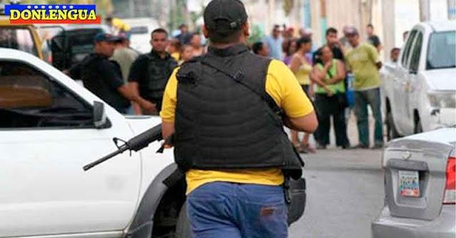 Policías matron a El Polito en Maracaibo por ser un Presunto criminal
