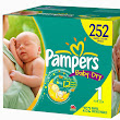 $1.50 OFF Pampers Diapers