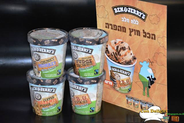 Ben&Jerry's vegan ice cream