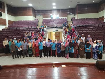 Seminar Guru Cemerlang Kedah, Muafakat Membawa Berkat!