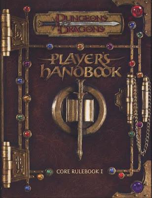 D&D Player's Handbook 3rd Edition