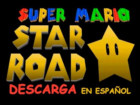 Super Mario Star Road Version (Español) en ESPAÑOL descarga directa