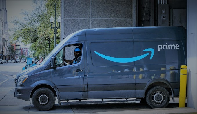 Amazon's 'Record Breaking' Holiday: BILLIONS Of Packages Delivered...