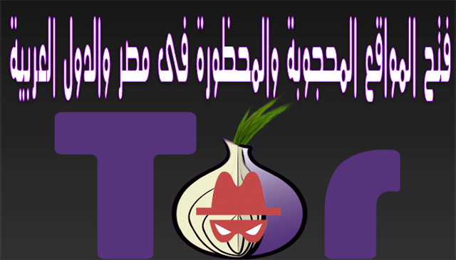 فتح المواقع المحجوبة والمحظورة فى مصر والدول العربية