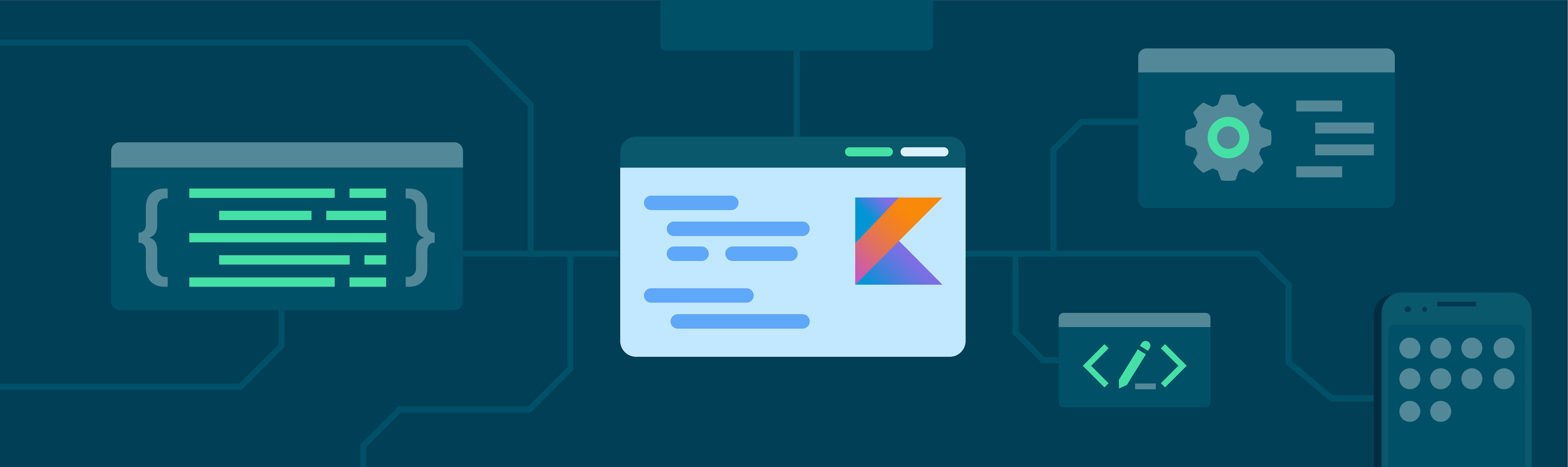 Kotlin and Jetpack image