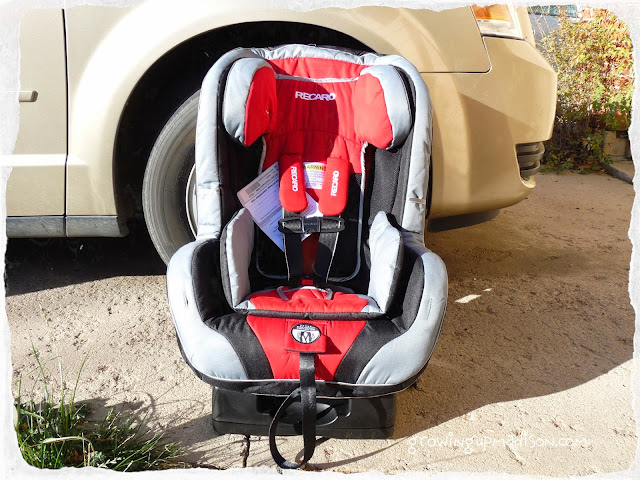 Recaro+Performance+Sport+Review
