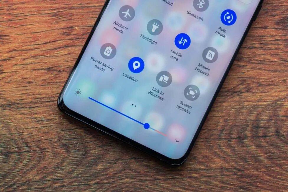 Ketajaman Layar Samsung Galaxy S21 Ultra