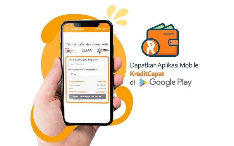Pinjaman Online Kredit Cepat (kreditcepat.co.id)