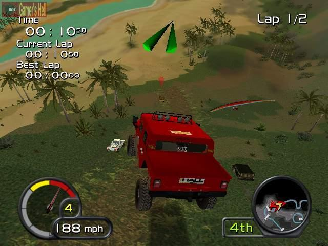 Test Drive Off Road Wide Open PS2