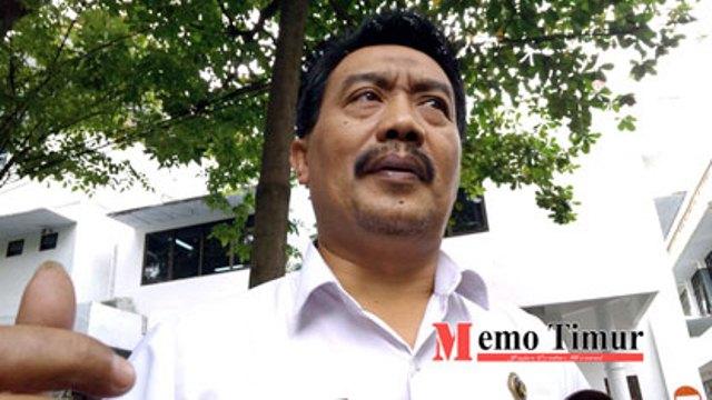 Pelaksana Tugas Kepala Dinas Pendidikan Lumajang, Drs.Agus Salim, M.Pd.