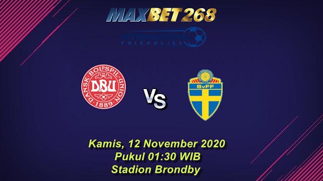 Prediksi Denmark Vs Swedia, Kamis 12 November 2020 Pukul 01.30 WIB @ Mola TV