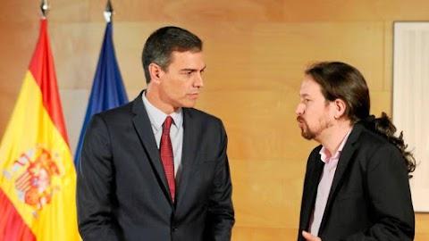 Pedro Sánchez koalíció helyett programalapú kormányzati együttműködést kínál az Unidas Podemosnak