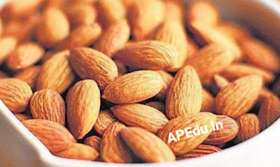 Eat almonds ..? Do not eat? How to eat a meal? An explanation of how good it is to eat.