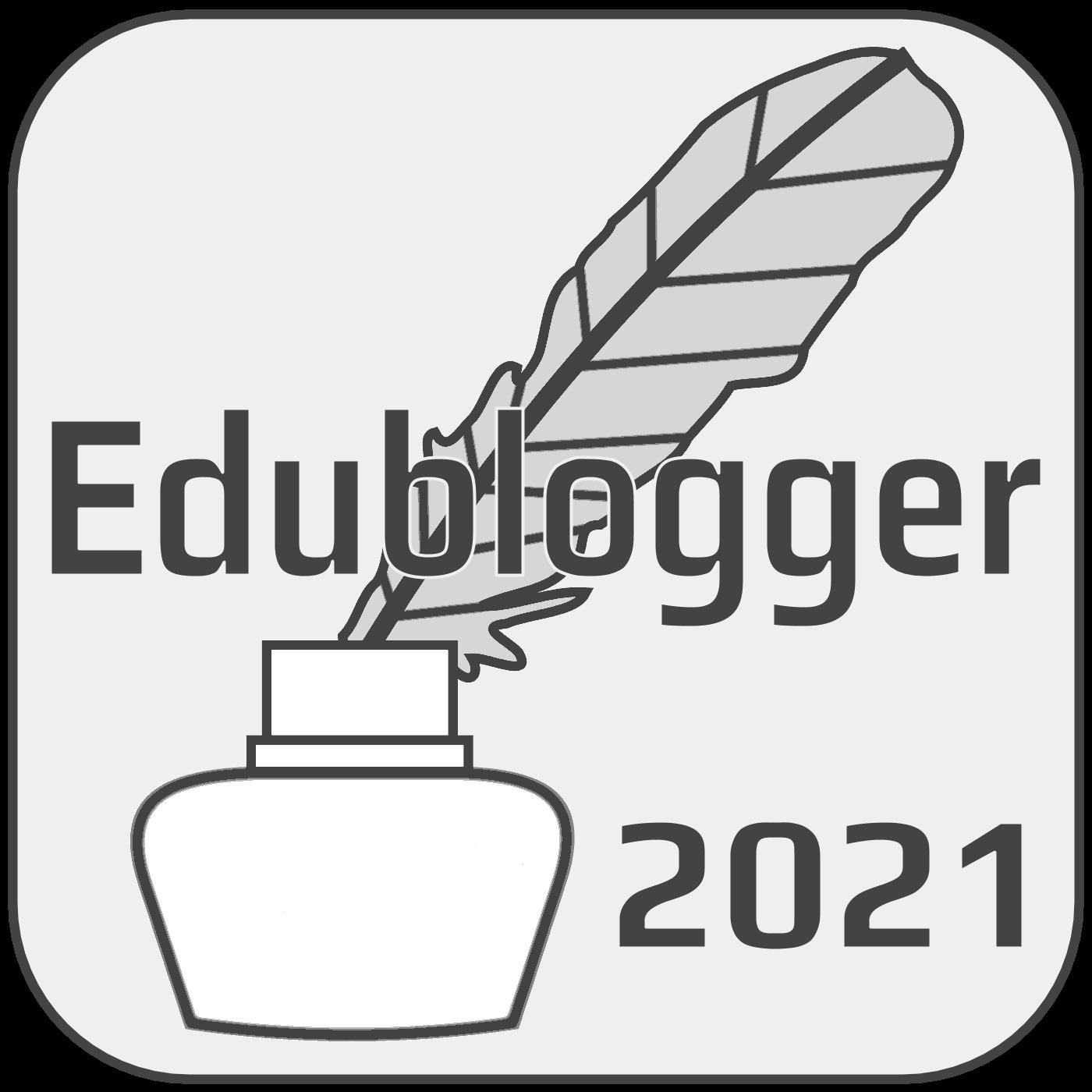 Edublogger2021