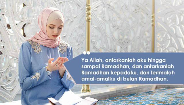 Ini Doa Menyambut Bulan Suci Ramadhan Sesuai Sunnah