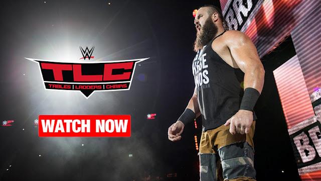 WWE TLC 2018 live stream free