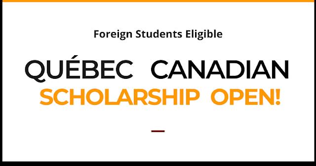 منح كيبيك الدراسية للطلاب الدوليين 2021-2022 - منح دراسية في كندا