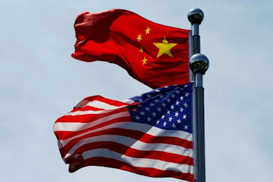 China says it strongly opposes the US bill that could remove Chinese companies from US exchanges.