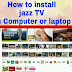 How to install Jazz TV in PC[computer or laptop Or Mac]