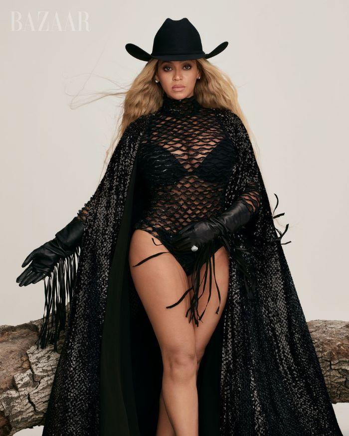 Beyoncé Stuns In Harper's Bazaar September 'Icons' Issue-designaddictmom