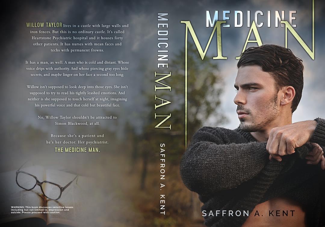 Saffron A. Kent: Medicine Man