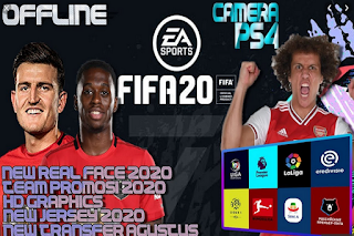 Download FIFA 20 Mod FIFA 14 APK OBB DATA Offline