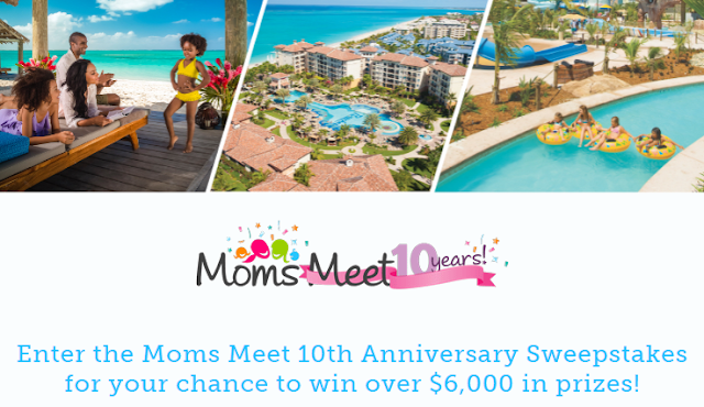 Here are some instructions about how to enter the 10th Anniversary Beaches Sweepstakes for your chance to win some really great prizes!