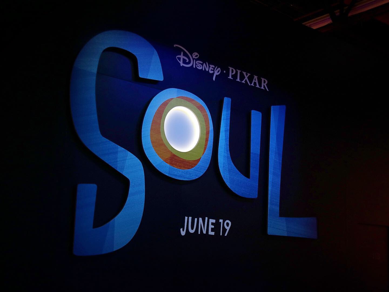 pixar soul logo d23 expo 2019