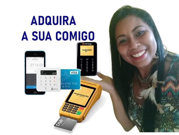 Informações importantes sobre máquinas de cartão de crédito