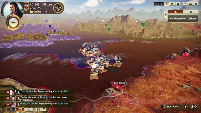 RTK XIV Diplomacy and Strategy Expansion Pack - Batalla Chibi