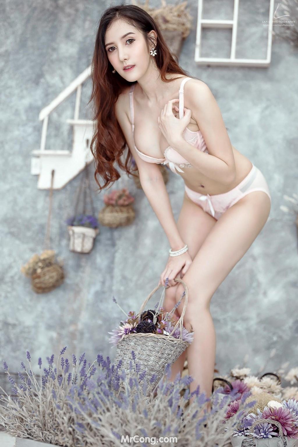 Image Thai-Model-No.473-Metita-Ritseeboon-MrCong.com-007 in post Thai Model No.473: Người mẫu Metita Ritseeboon (17 ảnh)