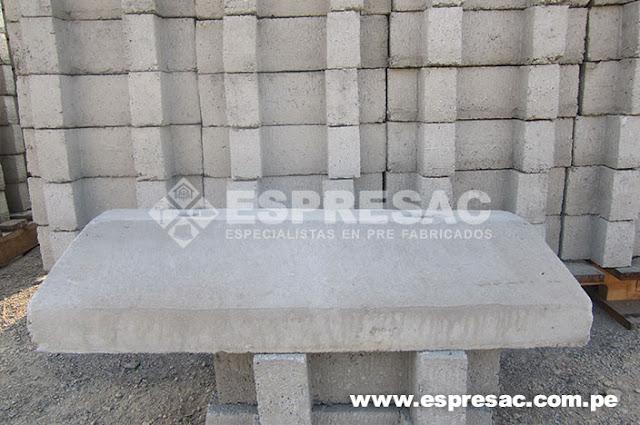prefabricados de concreto Lima Peru