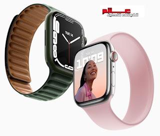 ساعة آبل Apple Watch Series 7 Aluminum