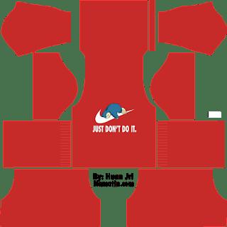 Kit DLS Nike 20 Unik