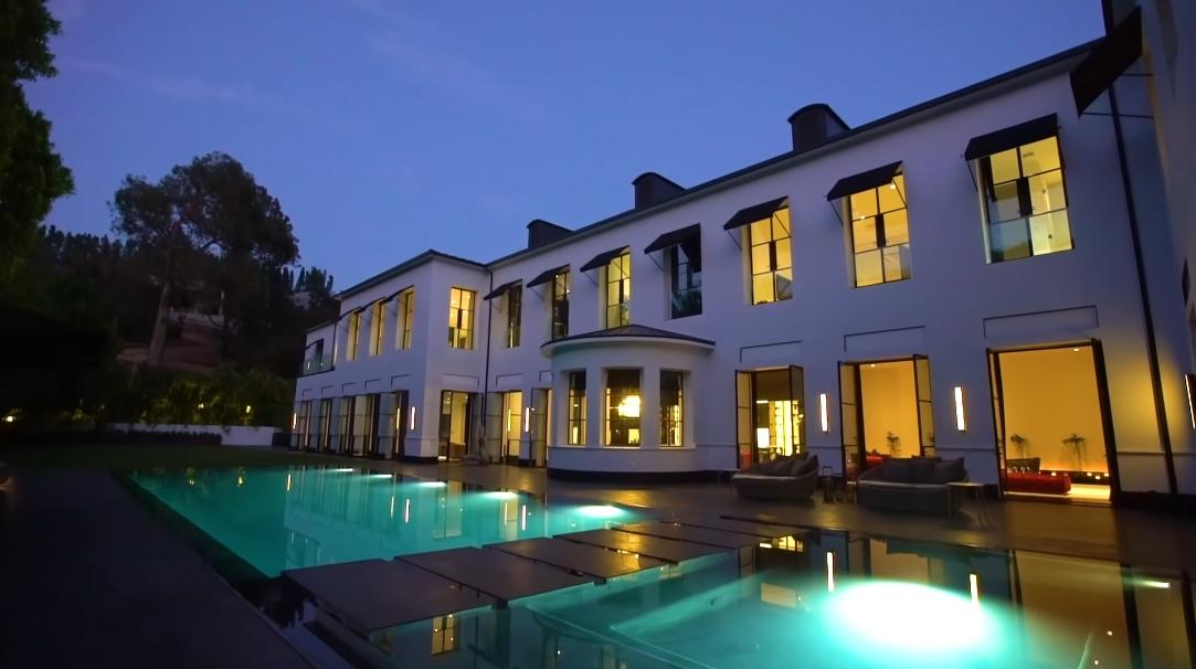 69 Interior Design Photos vs. 10701 Bellagio Rd, Los Angeles, CA Ultra Luxury Mansion Tour