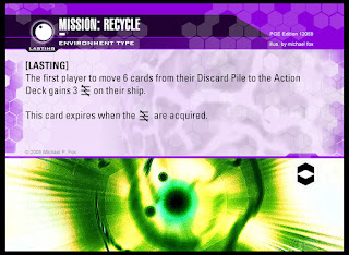Environment type: Mission Recycle