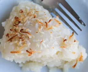 Easy Healthy Steamed Rice Cakes