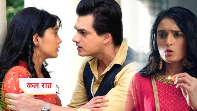 High Voltage Drama: Vedika's secret letter to expose ex-husband before Kartik Naira in Yeh Rishta Kya Kehlata Hai